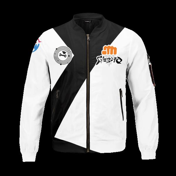 pokemon fighting uniform bomber jacket 758696 - Anime Jacket