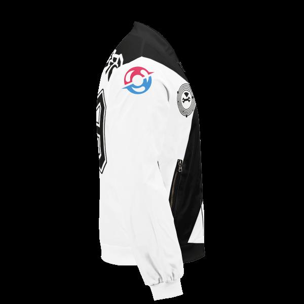 pokemon fighting uniform bomber jacket 892366 - Anime Jacket
