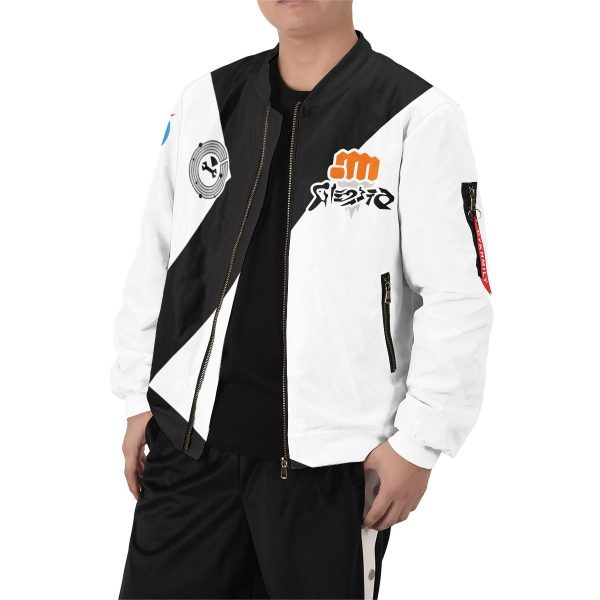 pokemon fighting uniform bomber jacket 915672 - Anime Jacket
