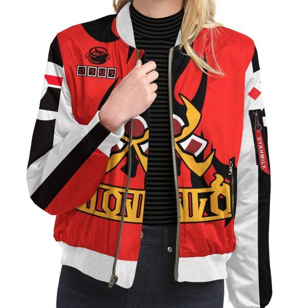 pokemon fire uniform bomber jacket 432155 - Anime Jacket