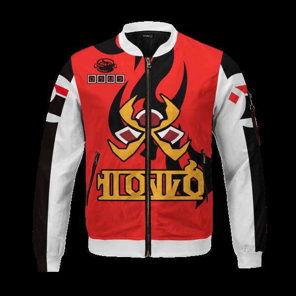 pokemon fire uniform bomber jacket 501899 - Anime Jacket