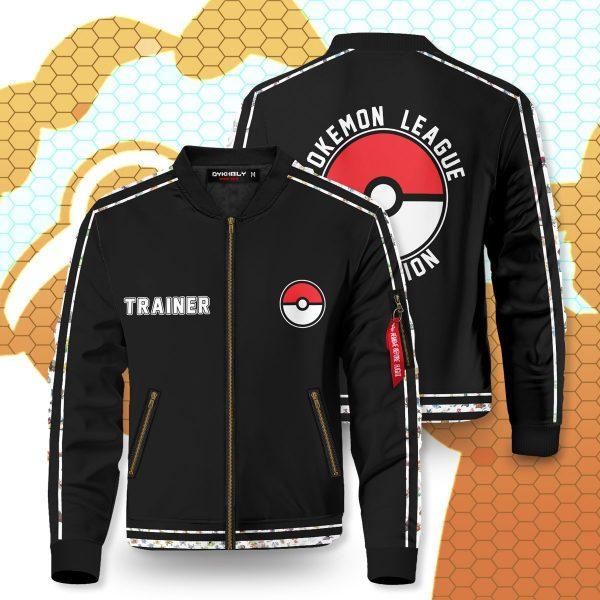pokemon league v2 bomber jacket 813181 - Anime Jacket