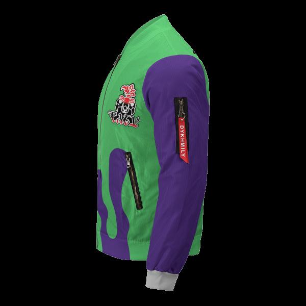 pokemon poison uniform bomber jacket 238017 - Anime Jacket