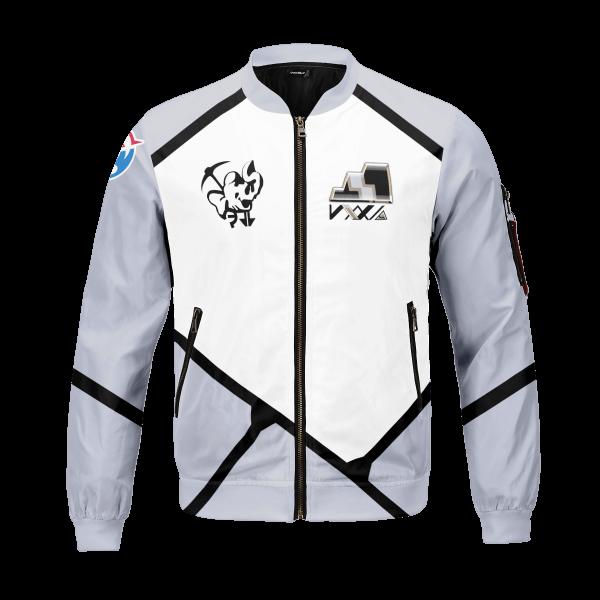 pokemon rock uniform bomber jacket 120768 - Anime Jacket