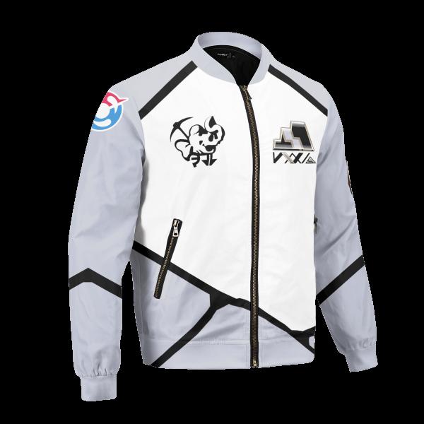 pokemon rock uniform bomber jacket 220609 - Anime Jacket