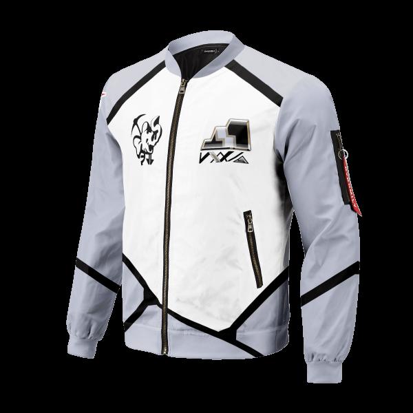 pokemon rock uniform bomber jacket 309889 - Anime Jacket