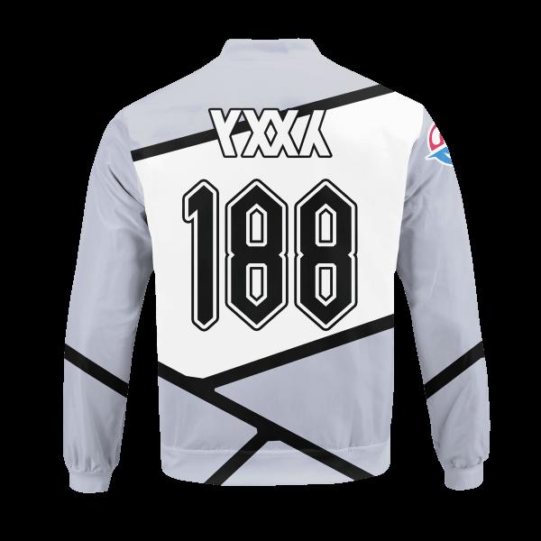 pokemon rock uniform bomber jacket 507070 - Anime Jacket