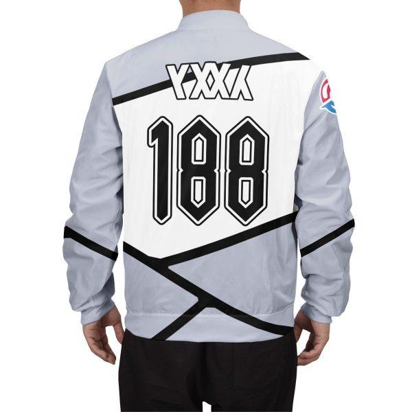 pokemon rock uniform bomber jacket 521522 - Anime Jacket