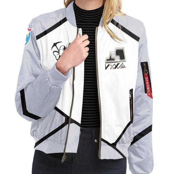 pokemon rock uniform bomber jacket 648441 - Anime Jacket