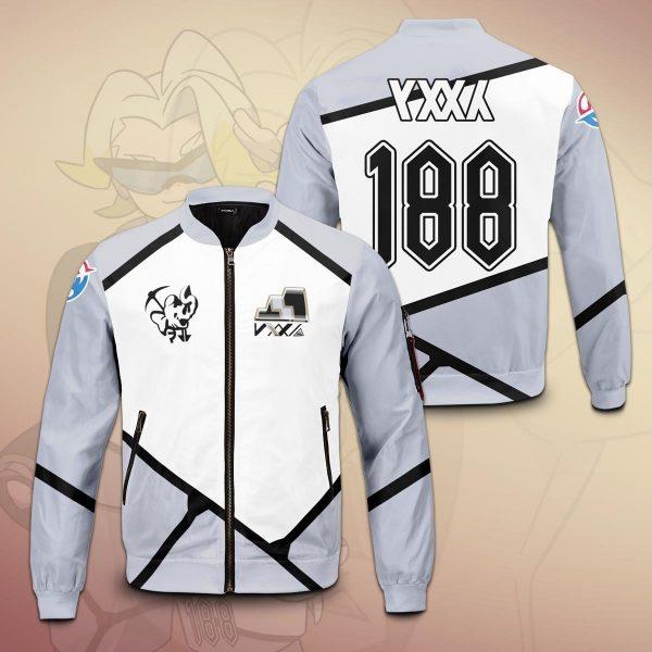 pokemon rock uniform bomber jacket 727292 - Anime Jacket