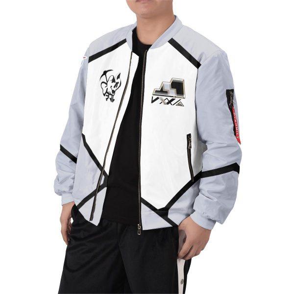 pokemon rock uniform bomber jacket 908180 - Anime Jacket
