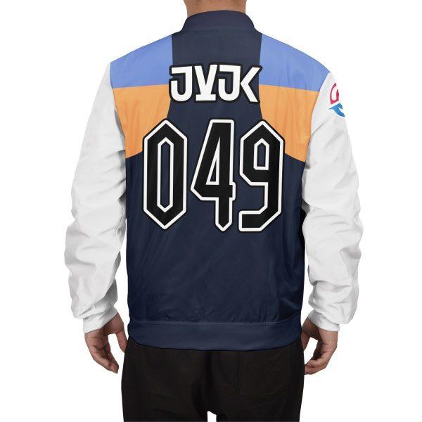 pokemon water uniform bomber jacket 602189 - Anime Jacket