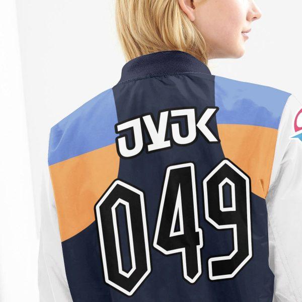 pokemon water uniform bomber jacket 720949 - Anime Jacket