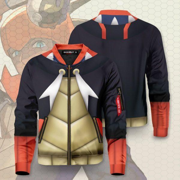 raihan hammerlocke gym bomber jacket 261760 - Anime Jacket
