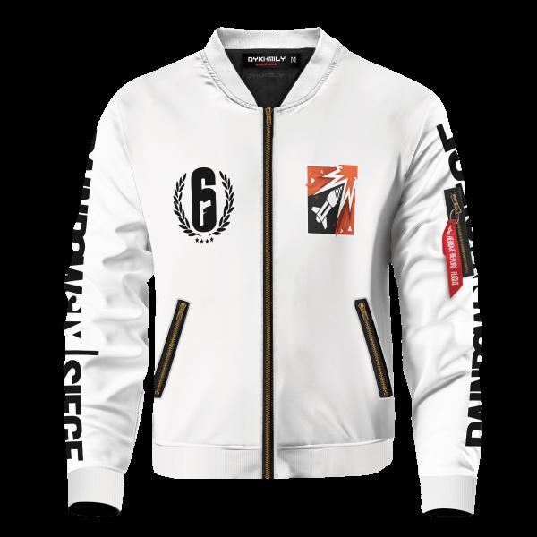rainbow six siege ash bomber jacket 423153 - Anime Jacket