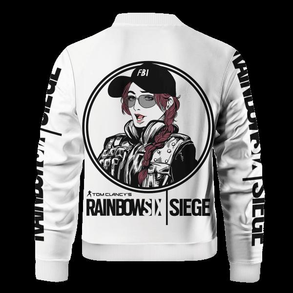 rainbow six siege ash bomber jacket 934305 - Anime Jacket