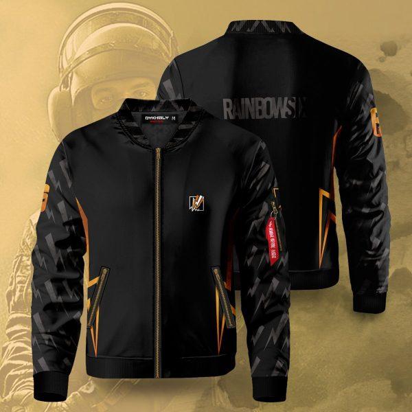 rainbow six siege bandit bomber jacket 301989 - Anime Jacket