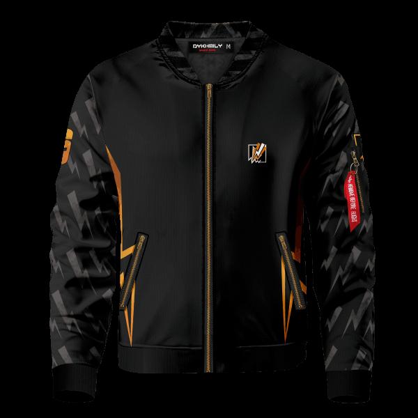 rainbow six siege bandit bomber jacket 524443 - Anime Jacket