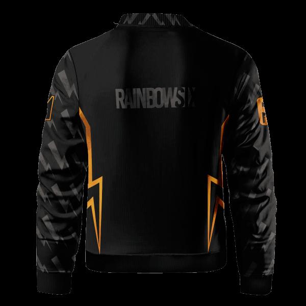 rainbow six siege bandit bomber jacket 593700 - Anime Jacket