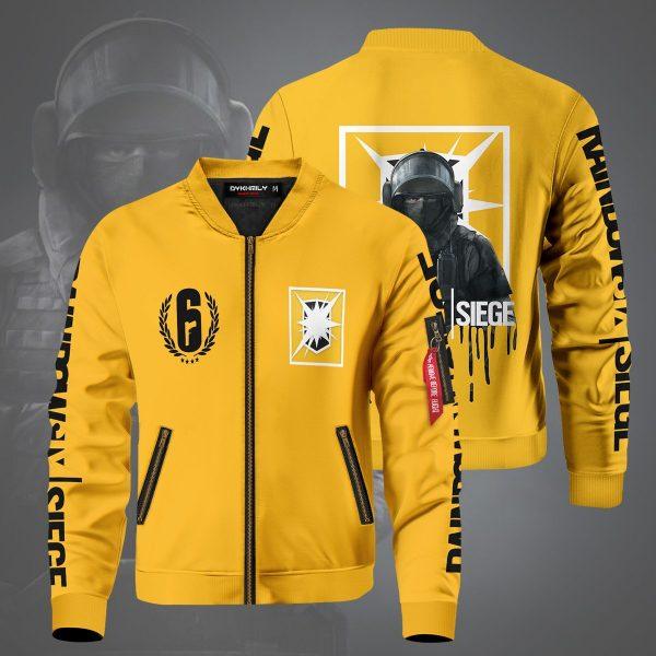 rainbow six siege blitz bomber jacket 428058 - Anime Jacket