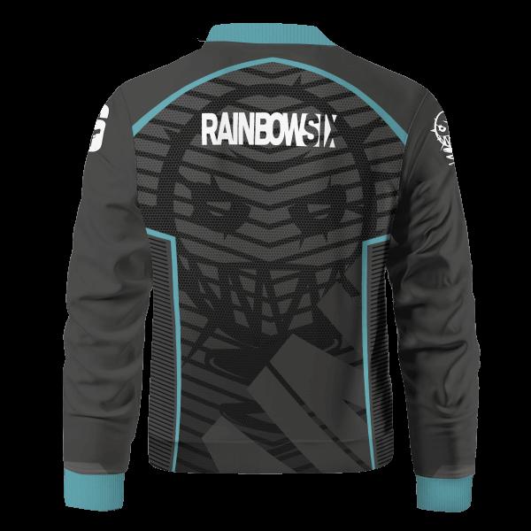 rainbow six siege ela bomber jacket 538162 - Anime Jacket