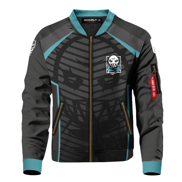 rainbow six siege ela bomber jacket 836910 - Anime Jacket