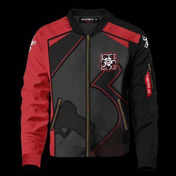rainbow six siege hibana bomber jacket 978756 - Anime Jacket