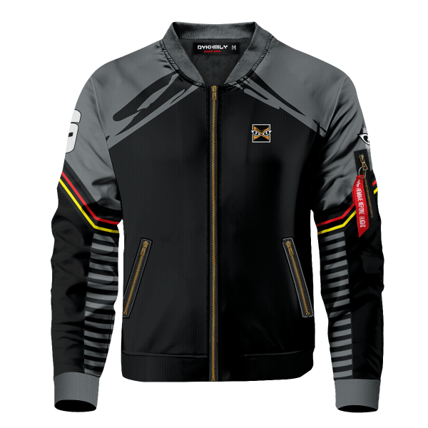 rainbow six siege iq bomber jacket 888038 - Anime Jacket