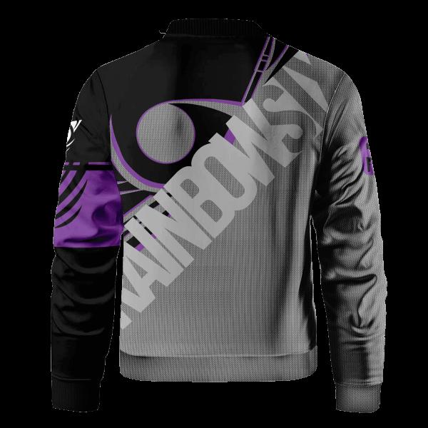 rainbow six siege jackal bomber jacket 676593 - Anime Jacket