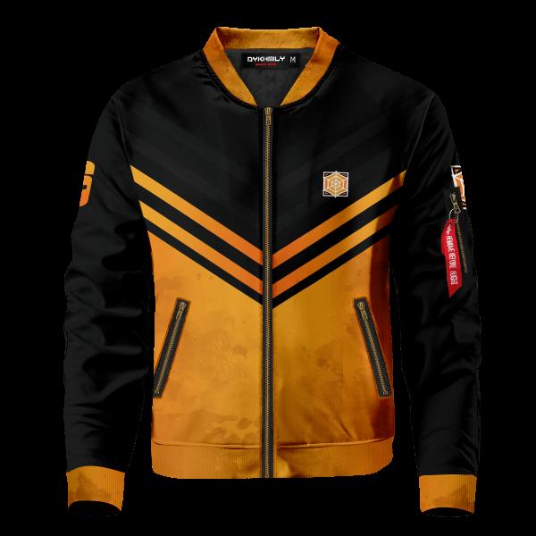 rainbow six siege jager bomber jacket 599650 - Anime Jacket