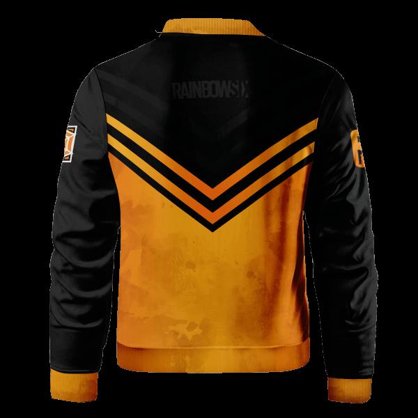 rainbow six siege jager bomber jacket 914616 - Anime Jacket