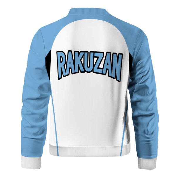rakuzan bomber jacket 675861 - Anime Jacket