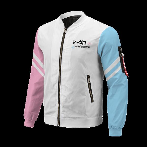 re zero rem ram bomber jacket 739642 - Anime Jacket