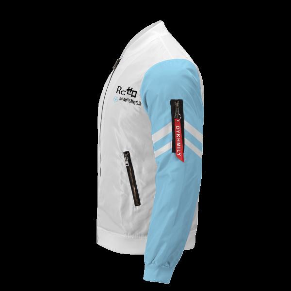 re zero rem ram bomber jacket 972049 - Anime Jacket