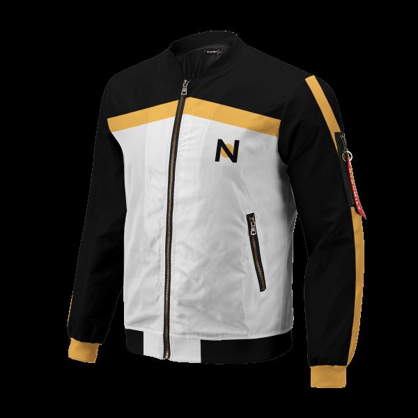 re zero subaru natsuki bomber jacket 385316 - Anime Jacket
