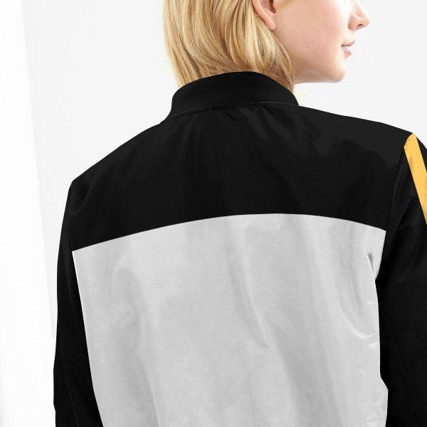 re zero subaru natsuki bomber jacket 523729 - Anime Jacket
