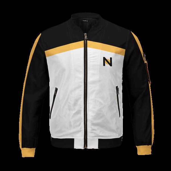 re zero subaru natsuki bomber jacket 637060 - Anime Jacket
