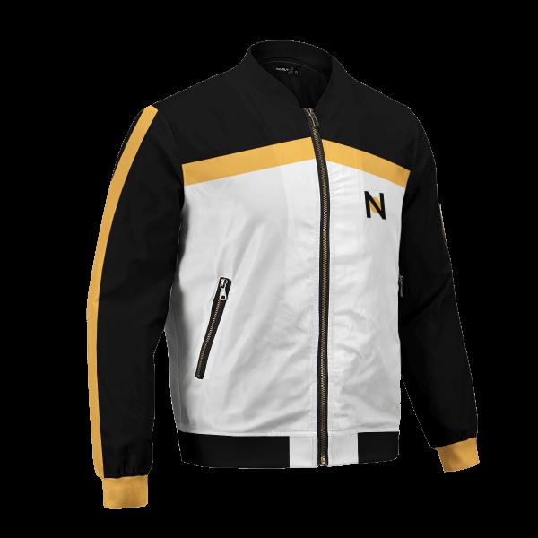 re zero subaru natsuki bomber jacket 770935 - Anime Jacket