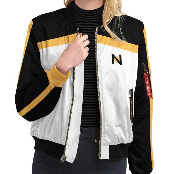 re zero subaru natsuki bomber jacket 988968 - Anime Jacket