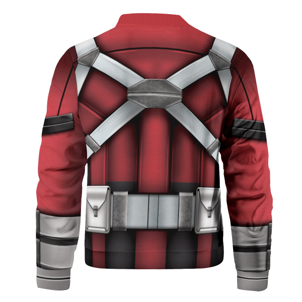red guardian bomber jacket 458060 - Anime Jacket