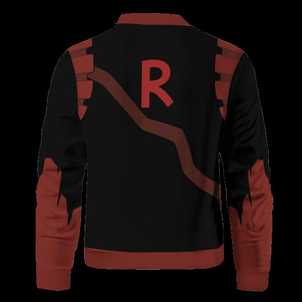 red riot kirishima bomber jacket 254800 - Anime Jacket