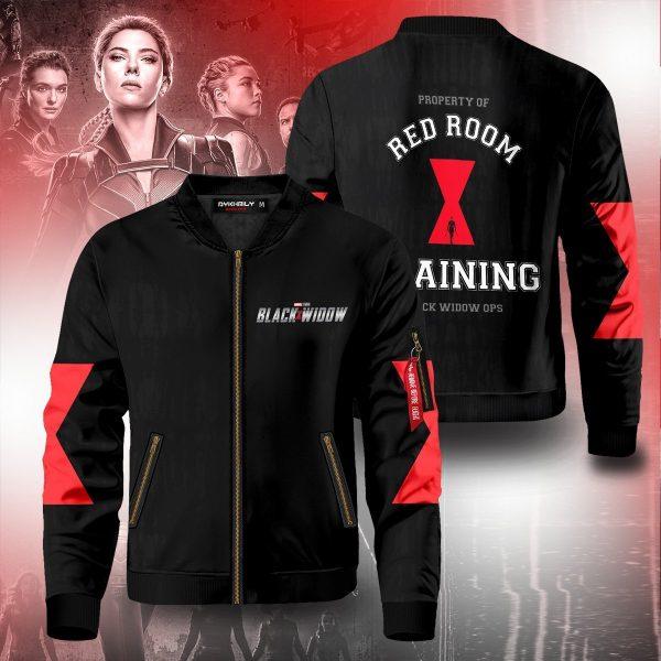 red room training bomber jacket 517643 - Anime Jacket