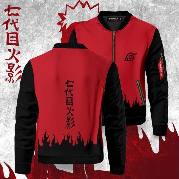 red sage bomber jacket 112587 - Anime Jacket