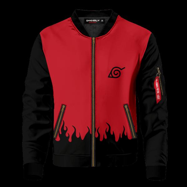 red sage bomber jacket 866633 - Anime Jacket