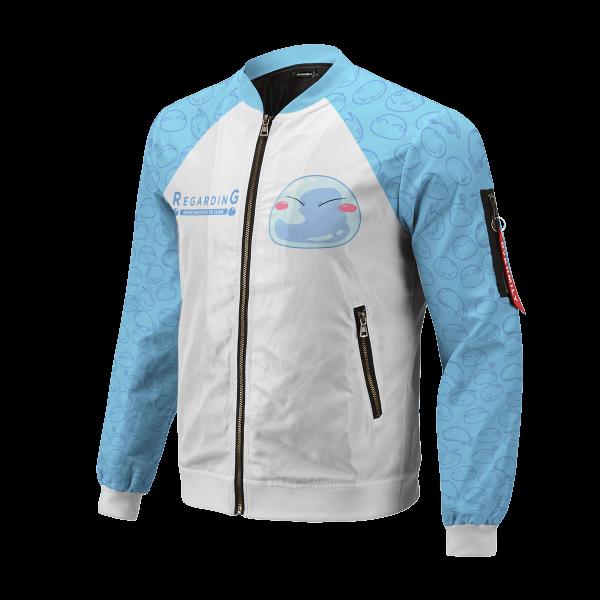 reincarnated to slime bomber jacket 157038 - Anime Jacket