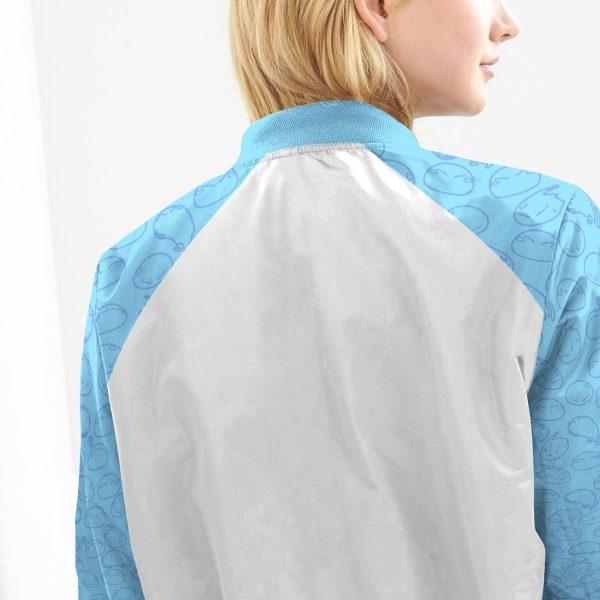 reincarnated to slime bomber jacket 203770 - Anime Jacket