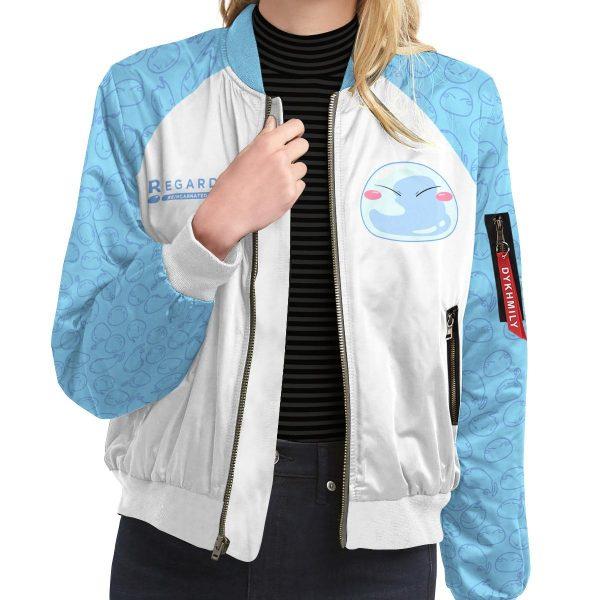 reincarnated to slime bomber jacket 308408 - Anime Jacket