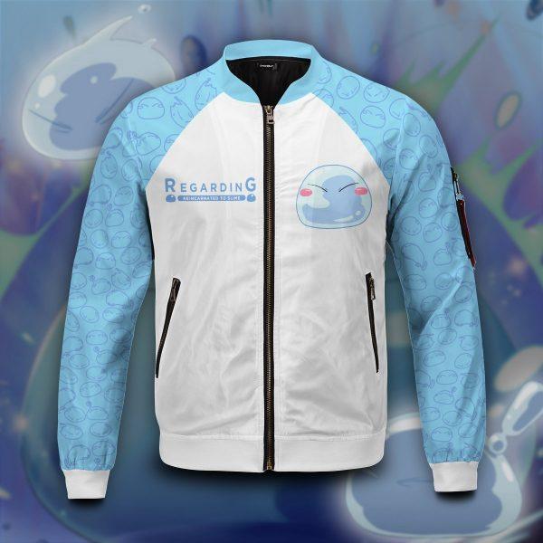 reincarnated to slime bomber jacket 460613 - Anime Jacket
