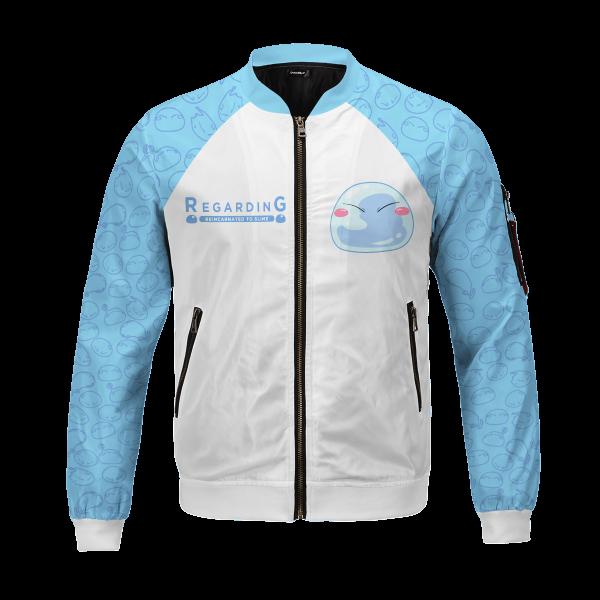 reincarnated to slime bomber jacket 601648 - Anime Jacket