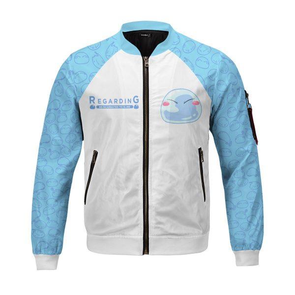 reincarnated to slime bomber jacket 854835 - Anime Jacket